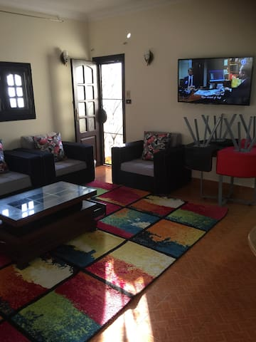 Wonderful Flat in the famous streets of Hurghada