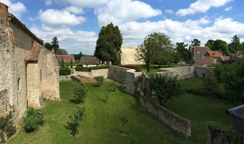 Maison de charme dans l'allier - Verneuil-en-Bourbonnais
