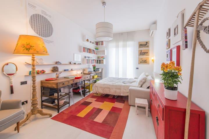 Cosy and bright room - Città Studi