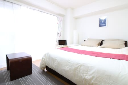 2 BEDROOMS & 1 DINING APT / 1MIN WALK STATION - Minato-ku