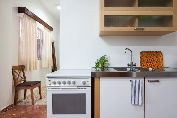 Apartamento 3 habitaciones (En Vivienda Familiar) - Almería - Leilighet