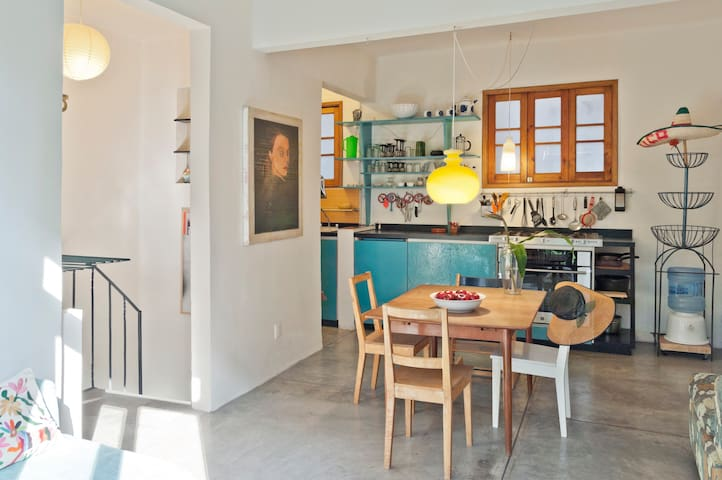Lovely apartment in la Condesa - Ciudad de México - Apartment