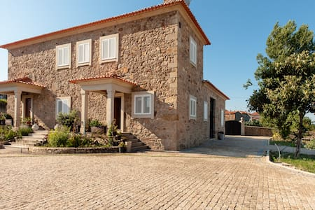 Big House Near Porto and beachs - Santa Maria Da Feira - Huis