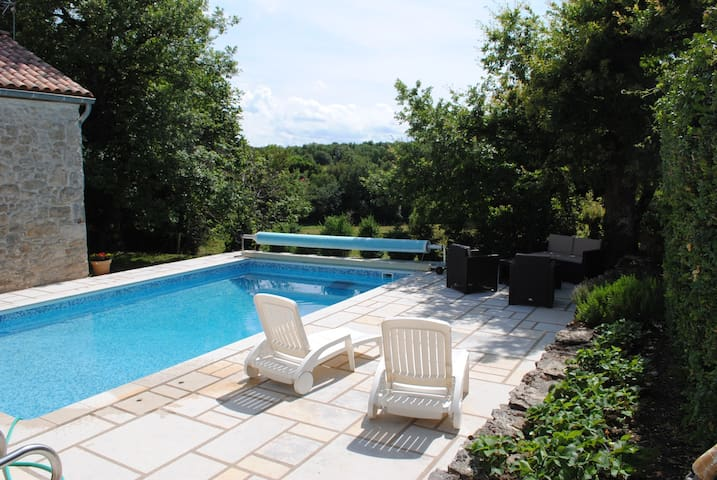 Maison de campagne avec piscine - Fondamente - Casa