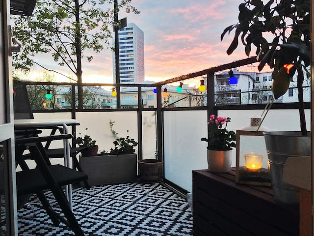 Central apartment near the water - Stockholm - Byt