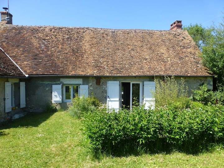 Pretty farmhouse 2 h from Paris !
