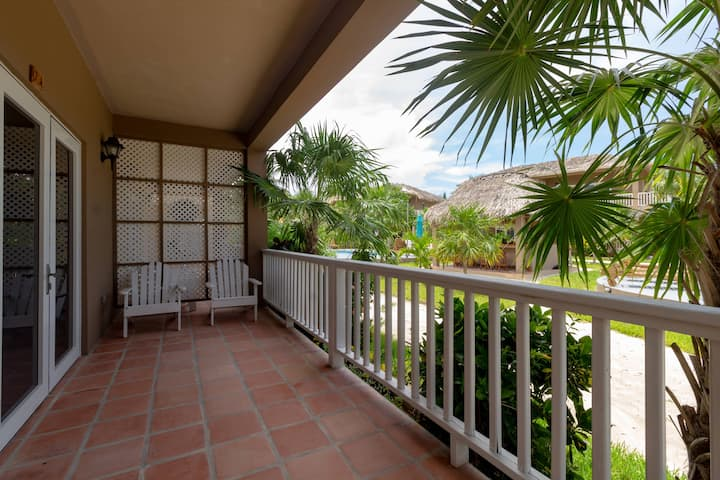 Sapphire Beach Resort 1 Bedroom Pool View Villa located in quiet secluded resort! (07A)