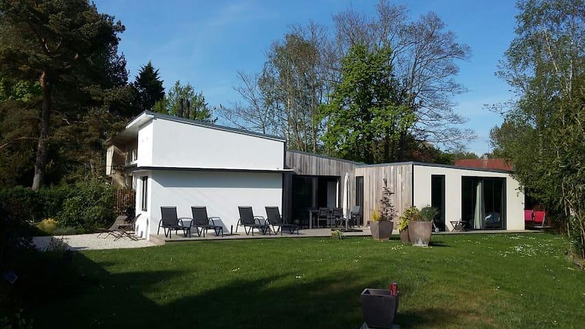 Maison contemporaine plein Sud - Cucq - บ้าน