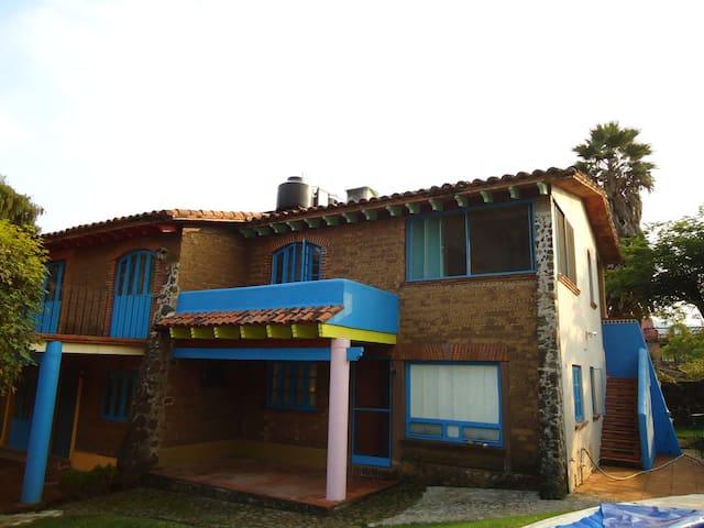 Tepoztlan Casa Tlahuica - Tepoztlán - Appartement
