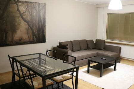 Spacious apartment super location Helsinki Airport