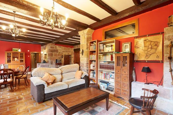apartamento en casa de sunbilla