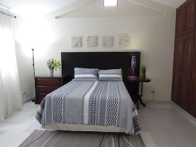 Cozy and private second floor near El Monumento - Santiago De Los Caballeros - Lejlighed