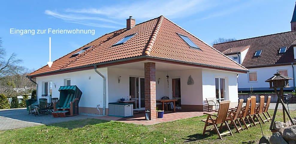 """FW """"Fritzi"""" Ort Sehlen bei Bergen - Sehlen - Huis"""