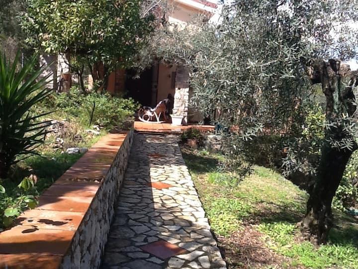 Itri villa near the sea