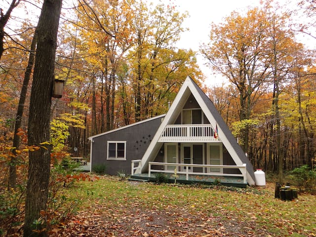 Cabin at Raystown Lake - Huntingdon - 小木屋