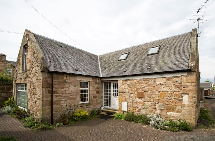 Dairy Cottage in Ayr, Scotland - Ayr - House