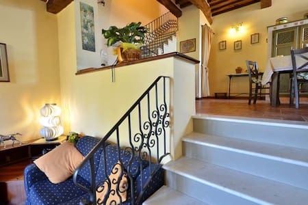 charming farmhouse on Tuscan hills - Camaiore