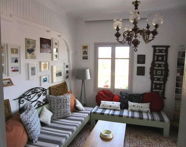 Wonderful atmosphere house - Chania - Casa