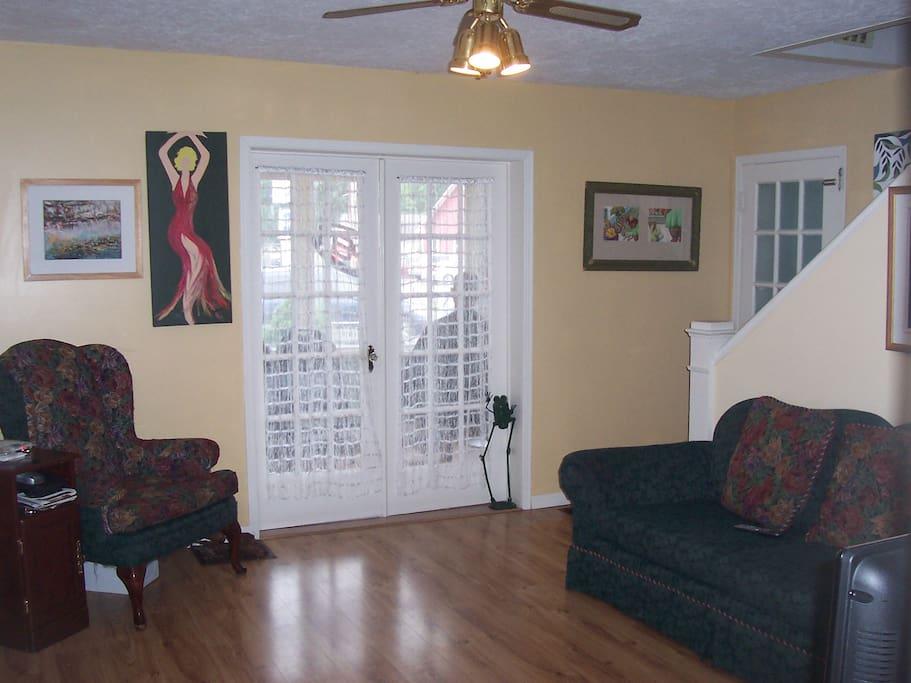 Living room main Home