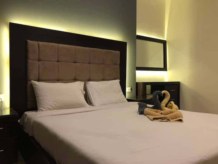 Luxurious 2 BR Suite in Elite Suites Hurghada