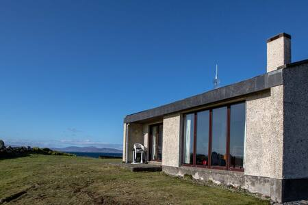 cliffside, seaview, tranquil, quiet - Louisburgh - Bungalov