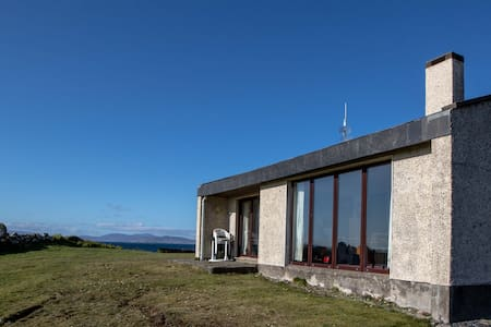 cliffside, seaview, tranquil, quiet - Louisburgh - Bungalow