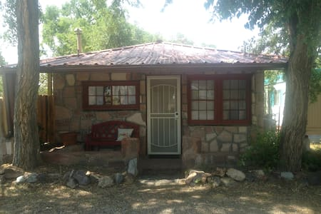 Stone Casita, bright and cozy ~ welcome!