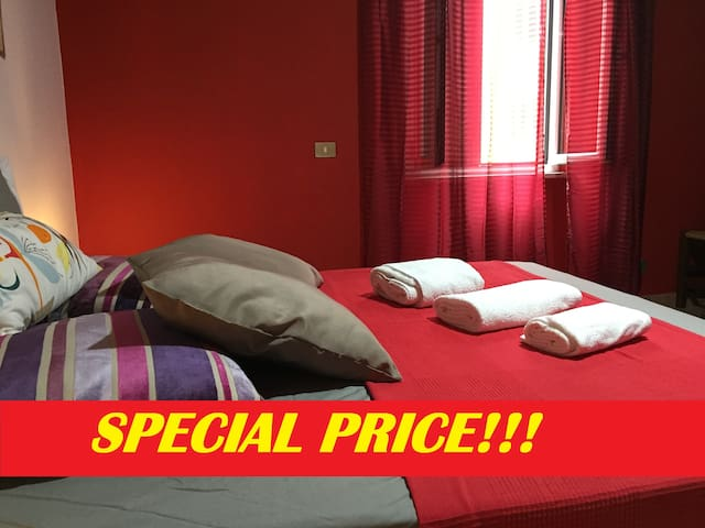 SPECIAL PRICE! Vatican/St. Peter Apartment