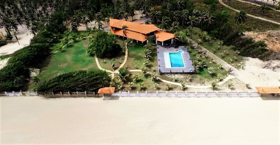 Casa Ava Tropical Villa - Guajiru, Ceara