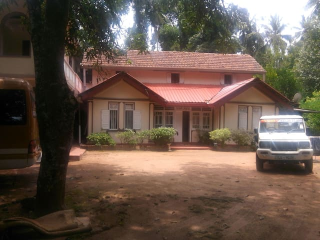 Tea garden home stay for eco lovers - Kadugannawa