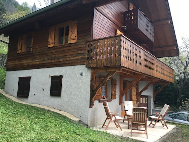 Great Holiday apartment in the France Mountains
