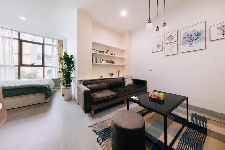 Modern Room | Old Quarters