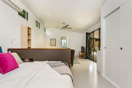 Studio 45 -private and peaceful - Byron Bay - Bungalov