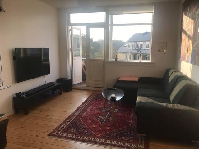 Entire apartment in Copenhagen