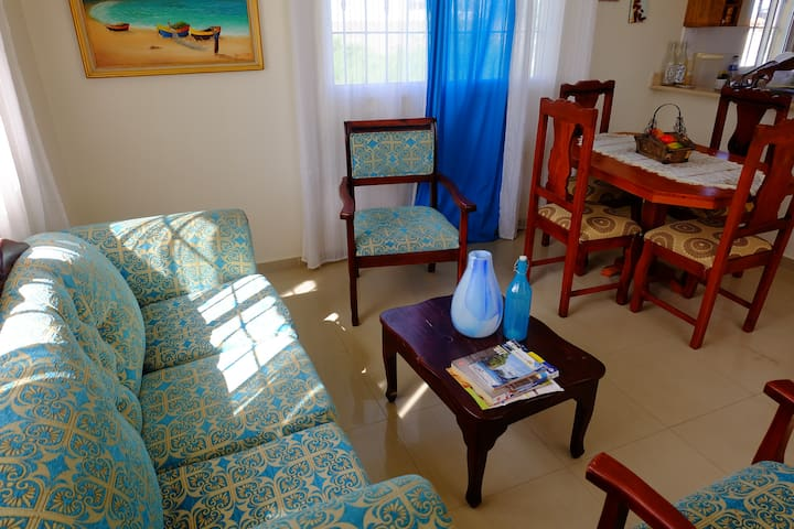Safe+Quiet Private 1BR Apartment at Las Caobas #A1 - Puerto Plata