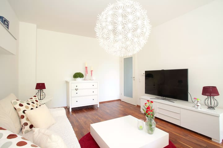 ID 4747 2-Zimmer-Apartment wifi - Hannover - Apartamento