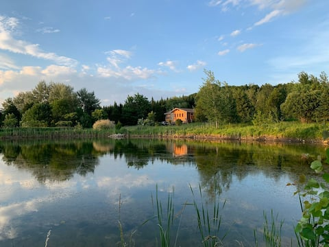 Lakeview Farm: A paradise in the Eastern Townships