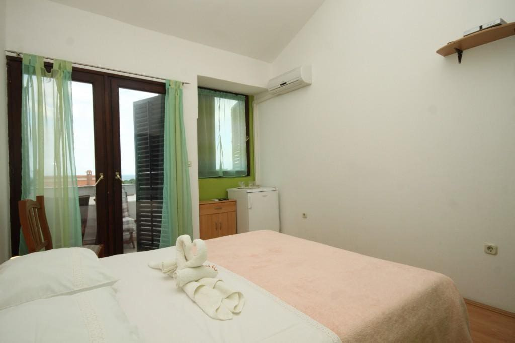 Bedroom, Surface: 14 m²