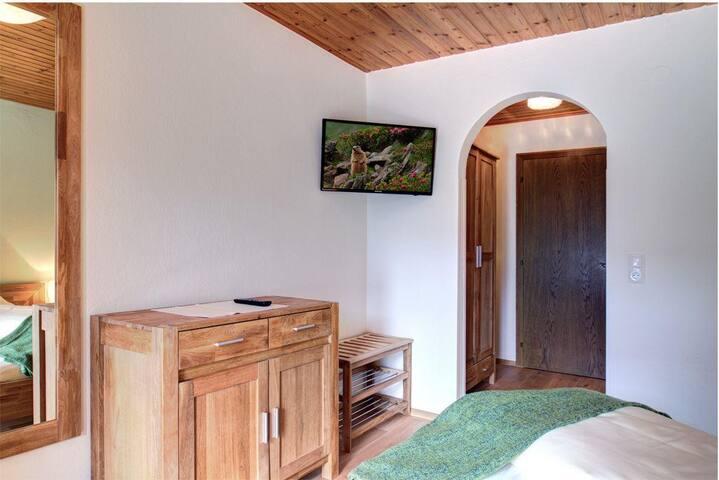 Ferienwohnung Neuwirt 22 m2 in Schwendau