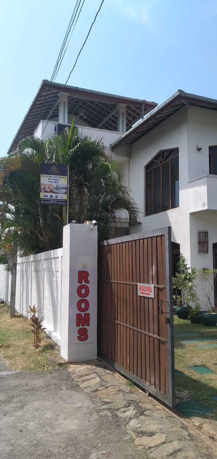 Hotel Nathariya Negombo