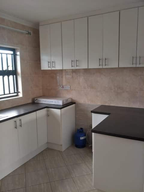 Peaceful and quiet 2 bedroomed guest house