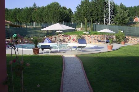 Casa Vacanze B&B Massari - Fara in Sabina - Villa