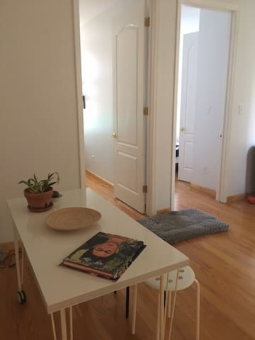 Sunny beautiful airy bedroom in Modern Apartment - Brooklyn - Appartamento