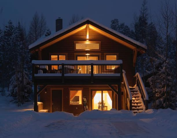 Custom Home, Prvt. Spa, Firepit, 2 Decks, Views! - Dillon - Huis