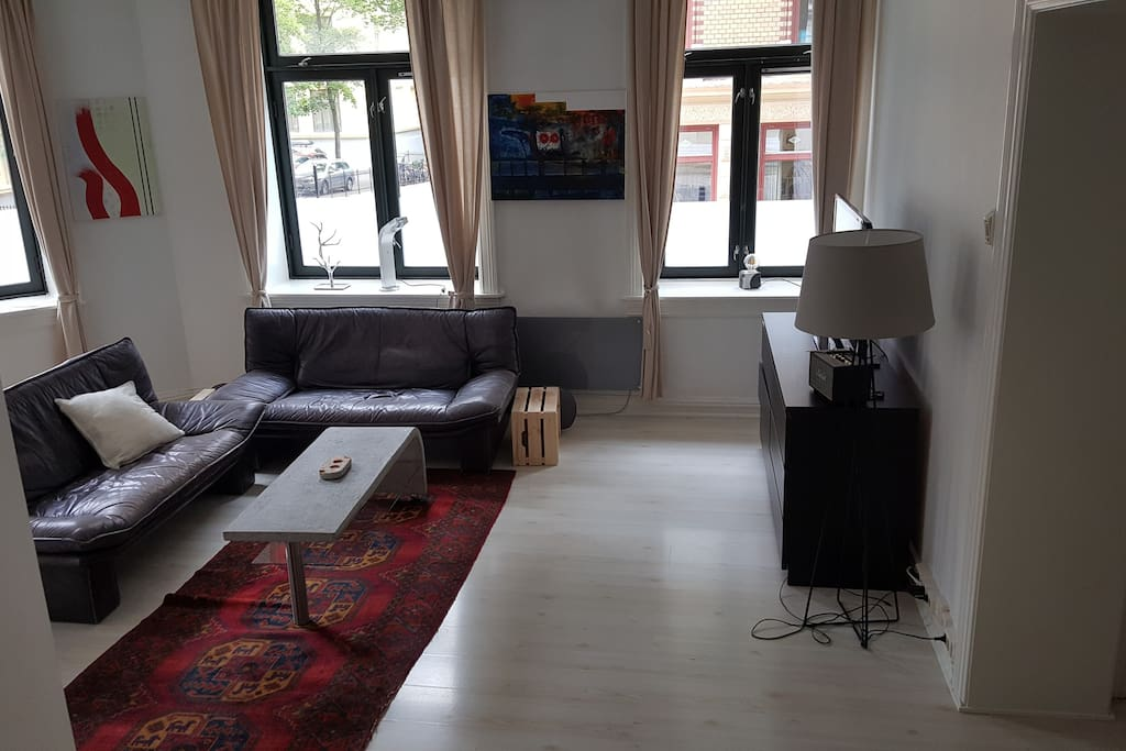Living room, first image