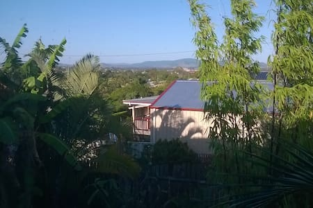 Gympie house with a View