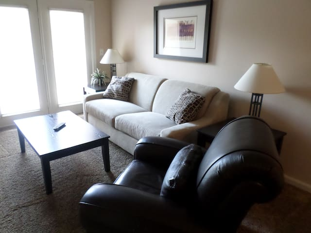 Comfortable 1 bedroom in Florence - #204