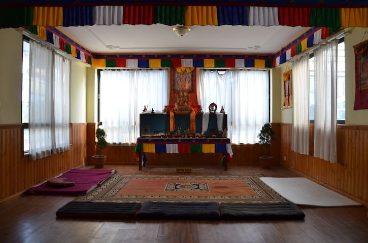 Tranquility with Sherpa Colony - Kathmandu - Rumah