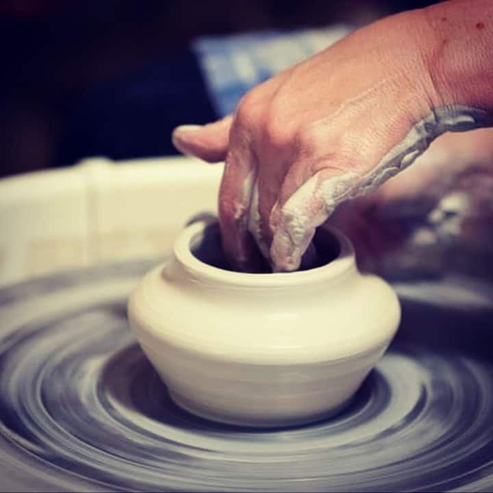 Create your own pot or cup