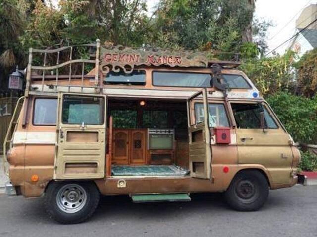 Gemini Manor Van